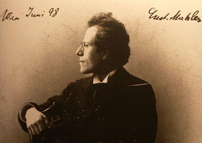 Gustav Mahler 1898